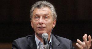 マクリ大統領(Agencia Brasil)