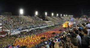 昨年のリオのカーニバルの模様(Tania Rego/Agência Brasil)