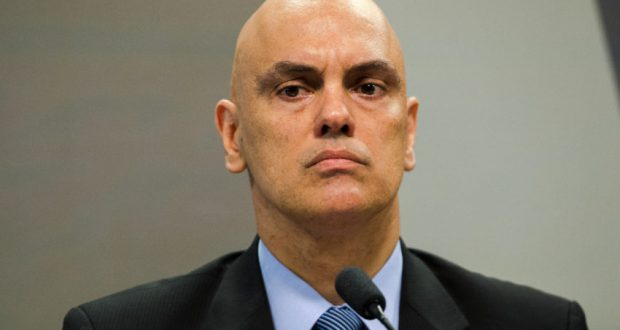 サバチーナでのモラエス氏(Marcelo Camargo/Agência Brasil)