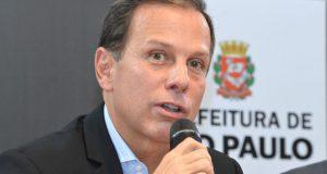ドリア市長(Fernando Pereira/SECOM-PMSP)