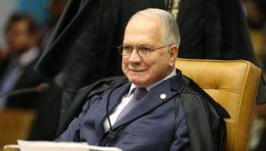 最高裁のLJ報告官、エジソン・ファキン判事(Lula Marques/AGPT)