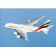 日―伯便に超大型機を導入=中東経由でエミレーツ航空が