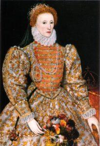 エリザベス一世( [Public domain], via Wikimedia Commons)