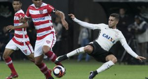 3月29日のコリンチャンス対リネンセ戦より(Daniel Augusto Jr./Ag. Corinthians)