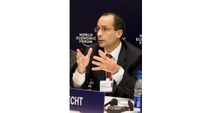華々しかった頃のマルセロ・オデブレヒト被告(Cicero Rodrigues/World Economic Forum, 15/04/2009)