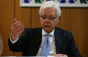 モレイラ・フランコ大統領府秘書室長官(Valter Campanato/Agência Brasil)