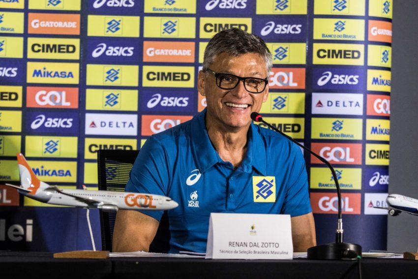 ブラジル バレー 男子