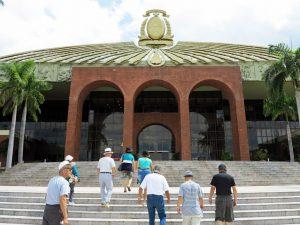 やたらと立派な「アラグアイア州政庁」