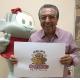 モニカ作者=特製ロゴで在日ブラジル人の支援=地域住民との共存目指し
