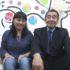 鎌田3段と吉田会長