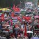 《ブラジル》反テメルデモ=15州で辞任と直接選挙要求=一般市民への訴求力いま一つ