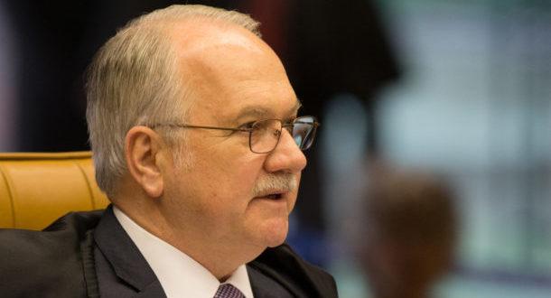 テメル大統領らに対する捜査要請を認めたファキン最高裁判事(Lula Marques/AGPT)
