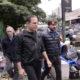 サンパウロ市クラコランジア=冷たい雨の下、一掃作戦強行=警察900人動員38人逮捕