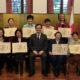 在外公館長表彰を女性8人に=日系女性活躍のお手本=「日本人の精神伝える重責感じる」