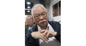 埼玉県で会社経営する野呂義道さん