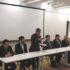 市川さん、ガランチ理事、山田会長、ブラデスコの木村オラボ氏、トヨタのシモムラ・セルソ氏、三菱のアクツタダシ氏らスポンサー代表