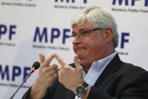 ロドリゴ・ジャノー連邦検察庁長官(Foto: Marcelo Camargo/Agencia Brasil)