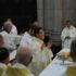 セー大聖堂でミサを執り行う赤嶺大司教