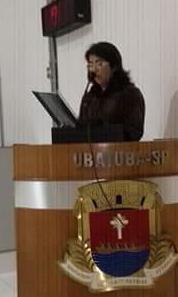 制定を訴える演説をした坂本メリーザさん