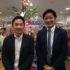 左から大野社長、谷口オペレーションマネージャー