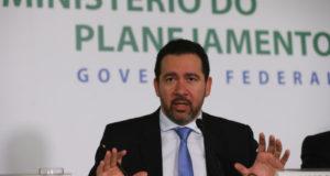ジオゴ・オリヴェイラ企画相(Fabio Rodrigues Pozzebom/Agência Brasil)