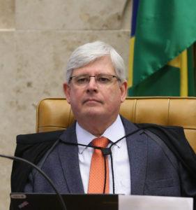 ロドリゴ・ジャノー連邦検察庁長官(Foto: Jose Cruz/EBC/FotosPublicas)