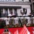優勝パレードの原監督(2009年11月22日撮影、By 江戸村のとくぞう、 via Wikimedia Commons)