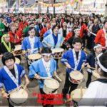 会場中が日本の文化にあふれている!