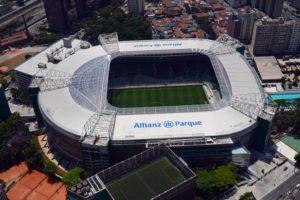 アリアンツ・パルケ(Thiago Fatichi/Allianz Parque)