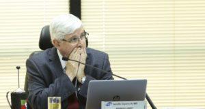 解任請求を受けたジャノー検察庁長官(Marcelo Camargo/Agência Brasil)