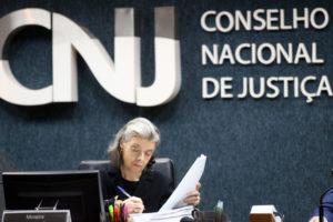 カルメン・ルシアCNJ会長(Gláucio Dettmar/Agência CNJ/FotosPúblicas)