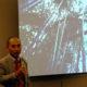 竹の魅力と報徳思想を語る=松田パウロさん講演会=争いのない世界実現のために