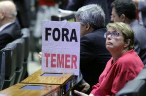 2日の投票の風景(Antonio Augusto/Câmara dos Deputados)