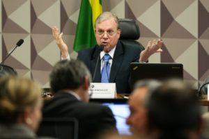 タッソ氏(Marcelo Camargo/Agência Brasil)