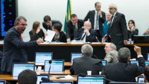 10日の選挙法改正特別委員会(Lula Marques/AGPT)
