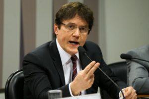 ロビンソン・ファリア北大河州知事(Marcelo Camargo/Agência Brasil)
