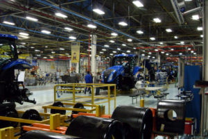 パラナ州クリチーバの自動車工場(参考画像 - Ricardo Almeida/ANPr)