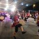 《ブラジル》ビラ・カロン=雨を吹き飛ばせ、おきなわ祭り=2千人が出場、圧巻の演目=1万人がウチナー文化堪能