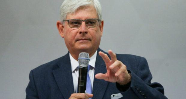 17日で任期を終えるジャノー長官(Marcelo Camargo/Agência Brasil)