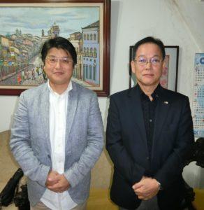 (左から)山本さん、福本さん
