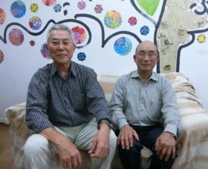 (左から)長田さん、村田さん