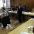 「リベルダーデ活性化プロジェクト」を説明するJCIの中野会長