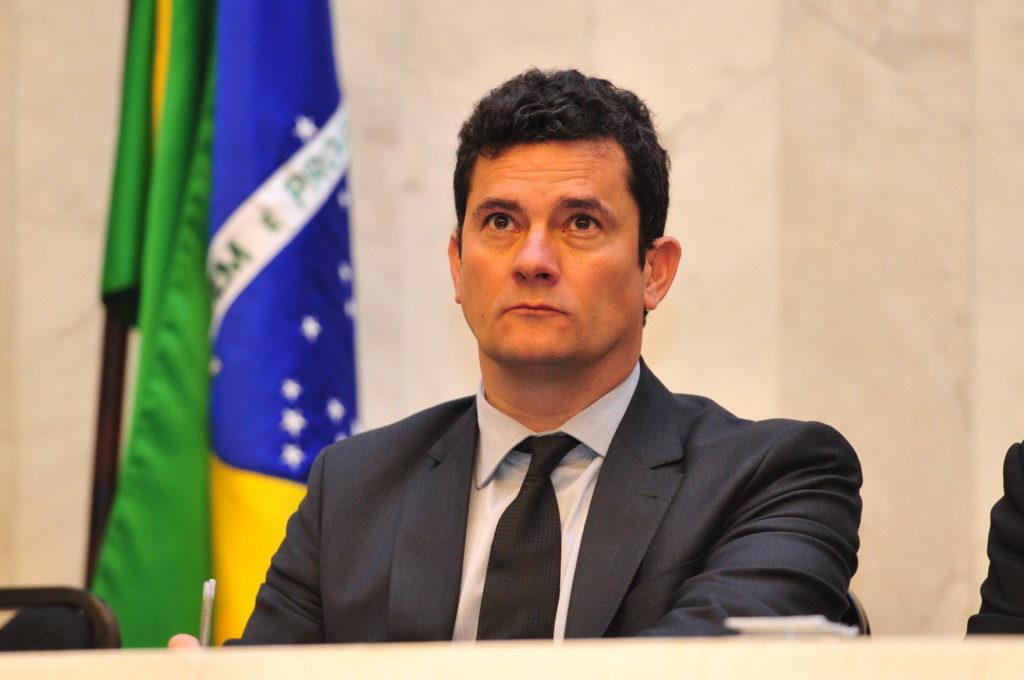 モロ判事(Foto: Pedro de Oliveira/ALEP)