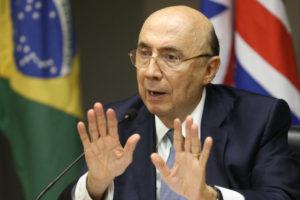 エンリケ・メイレレス財相(Wilson Dias/Agência Brasil)