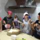 サ・カタリーナで日本食指導=JICAボランティア清水さん
