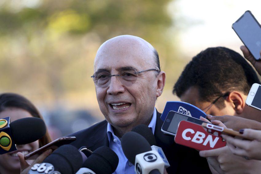 メイレレス財相(Wilson Dias/Agência Brasil)
