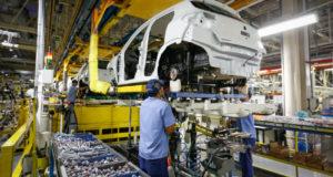 州別で最大の伸びを記録した、パラナ州の自動車工場(参考画像・Rodolfo Buhrer)