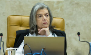 11日のカルメン・ルシア長官(Lula Marques/AGPT)