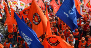 テメル政権の労働組合への厳しい態度に、反発が強まっている(参考画像・Rovena Rosa/Agência Brasil)