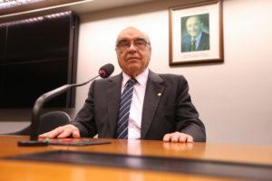 ボニファシオ下議(Valter Campanato/Agência Brasil)